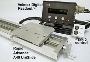 velmex年輪分析儀