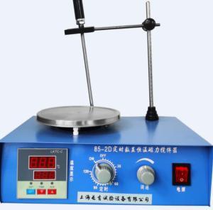 85-2D定時數顯恒溫磁力攪拌器