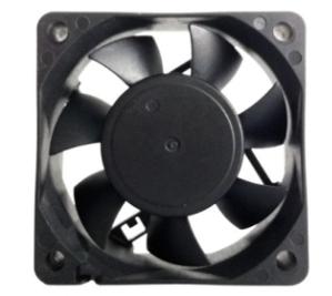 6020風扇 充電樁散熱風機 LED燈直流風扇